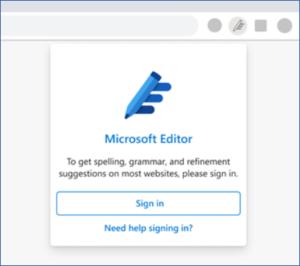 Microsoft 365 Editor Productivty Tip