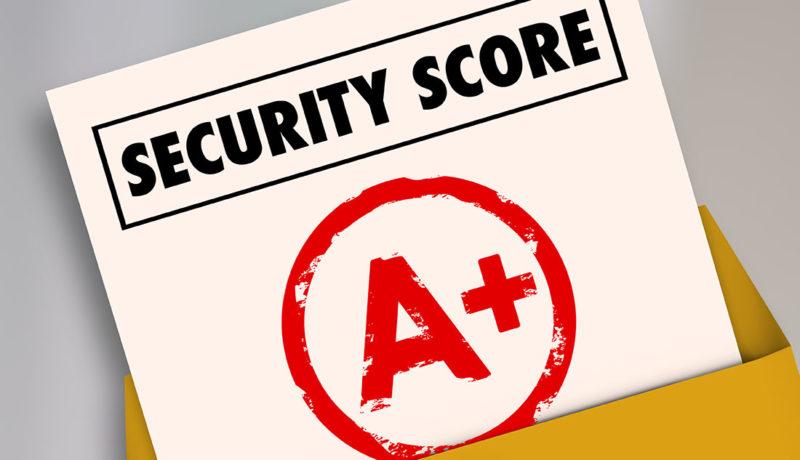 Microsoft Secure Score