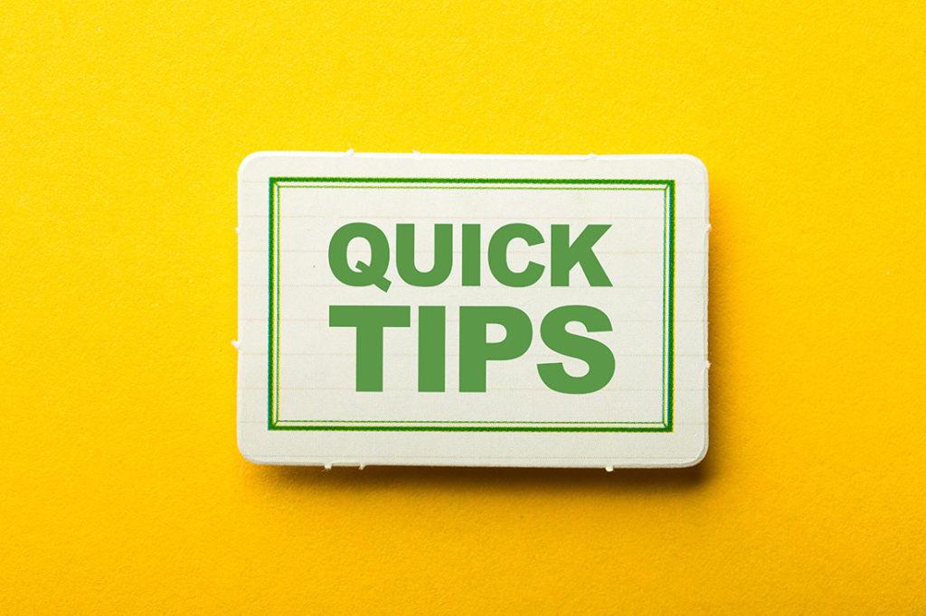 Dynamics GP Quick Tip