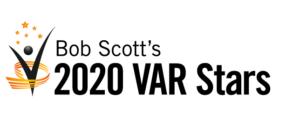 Bob Scott VAR Star logo