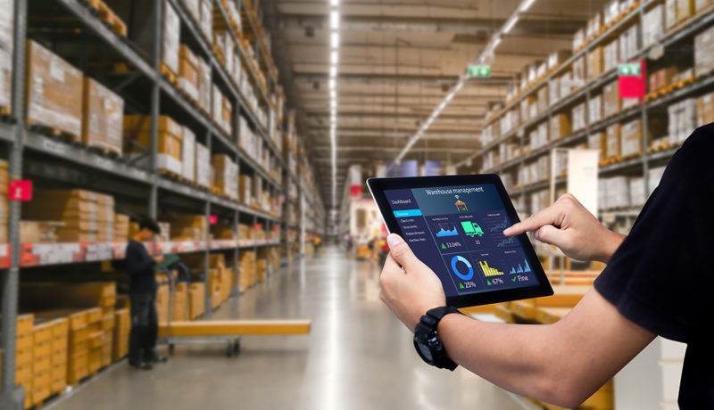 Acumatica Warehouse Managment System