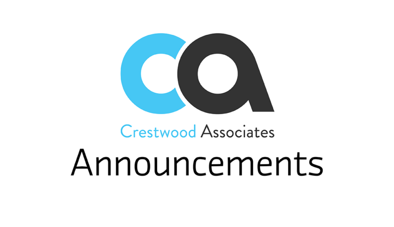Crestwood Announcements