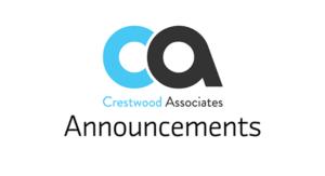 Crestwood Announcements