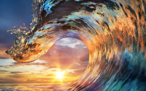 Dynamics Upgrades in Waves