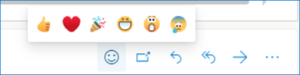 New Outlook on the Web Features