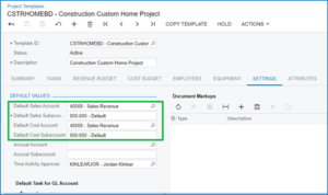 Acumatica New Project Features 2021R1