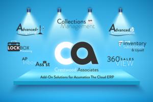 Crestwood add-on solutions for Acumatica