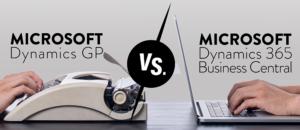 Dynamics GP vs Dynamics 365