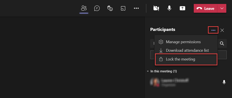 Microsoft Teams New Feature