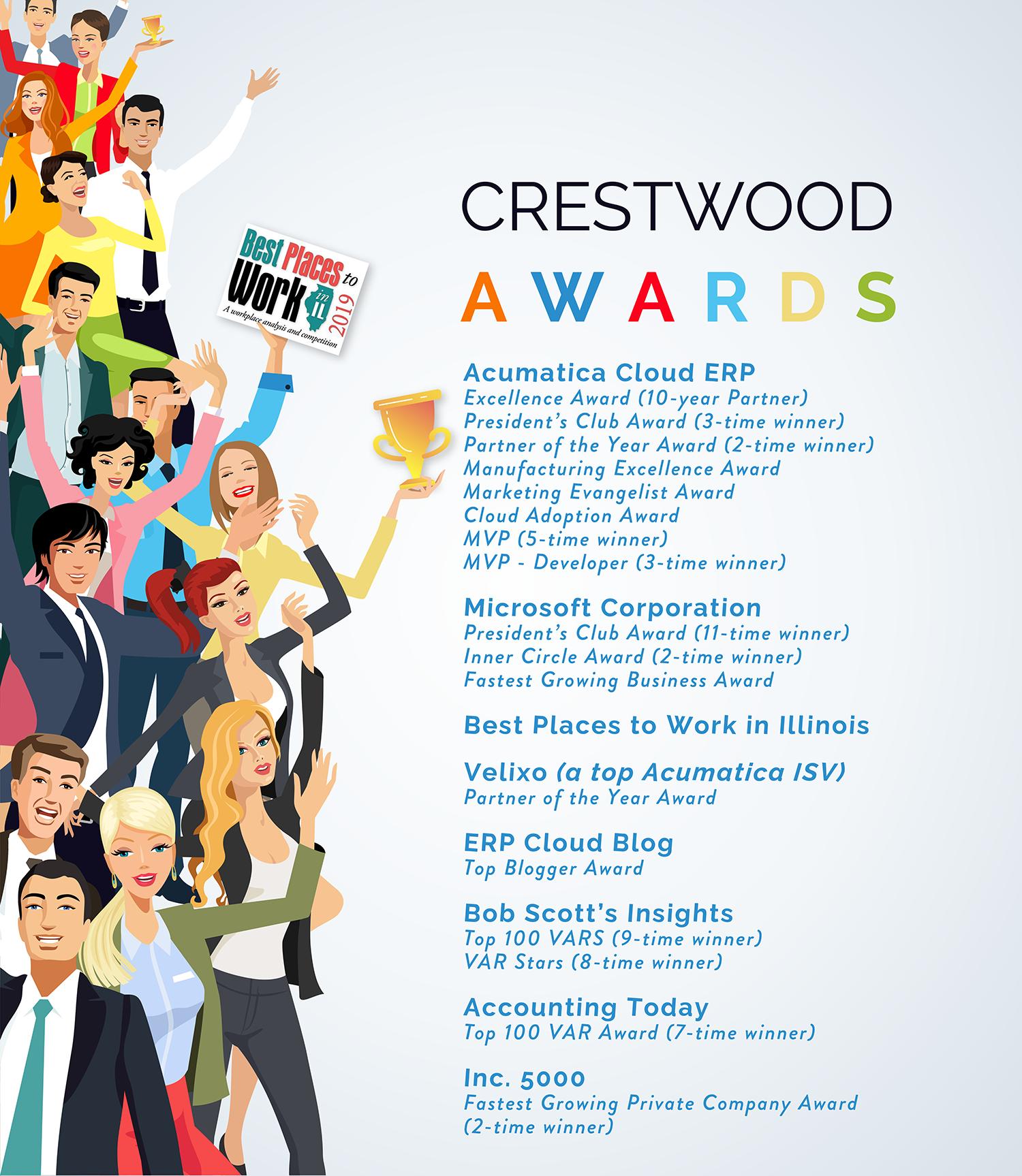 Crestwood Awards